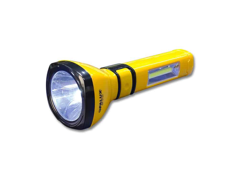 portátil recargable LED Opalux LinternaLampara 1W eIYEWDH29b